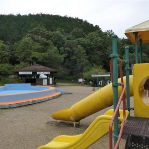 くつわ池自然公園キャンプ場