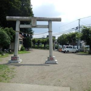 初山は今年も中止神事のみ/名物のあんころ餅は店にあり(浅間神社)