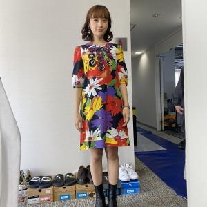ドラマ「ホットママ」に衣装提供させていただきました!
