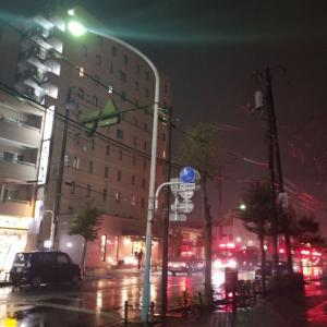羽村駅東口のホテル・プラザイン羽村で火事騒動(火災の事実なし)