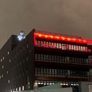 新庁舎のカラーサインは赤、和泉市の新規感染者は1名