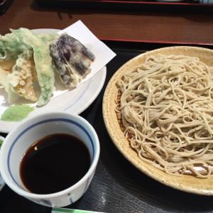 「越畑フレンドパーク まつばら」の美味しいお蕎麦(亀岡)