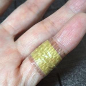 パートのうっかりミスと軽いお怪我。