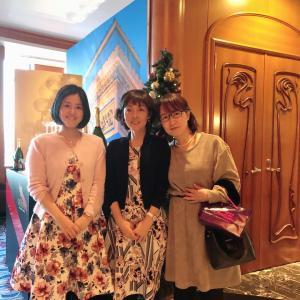 クリスマス会の嬉しい感想