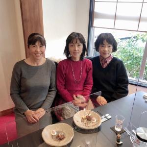 創作料理「kiki」で還暦のお食事会