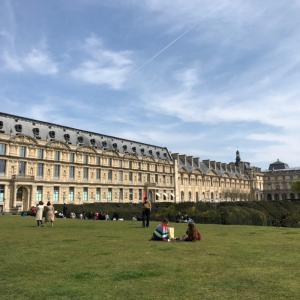 フランスの旅⑦「ルーブル美術館その1」