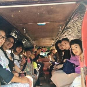 【フィリピン親子留学滞在記】ドゥマゲッティの語学学校SPEA 春の親子キャンプに合流