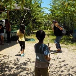 【フィリピン親子留学滞在記】何ができる?フィリピン!お金を使わない土日の過ごし方