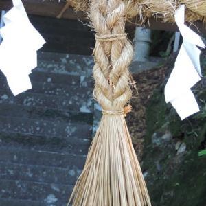 壱岐探訪-注連縄の飾り房