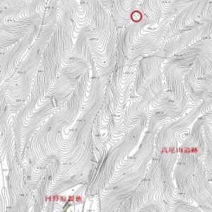 上平良地区最奥部の田跡