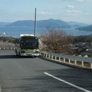 原線の広電バス運行休止