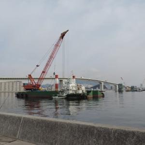 広島はつかいち大橋架橋工事の今