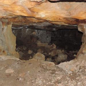 大野鉱山跡