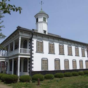 近代学校建築-旧中込学校