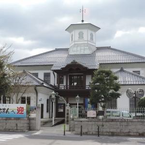 近代学校建築-旧八幡東学校(白雲館)