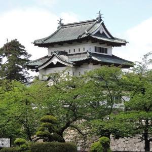 現存天守閣-弘前城