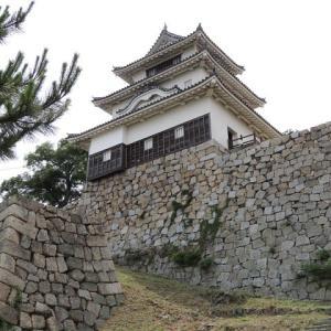 現存天守閣-丸亀城