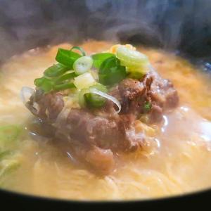 牛テールスープ ~良く動く部分が美味しいのは通説~