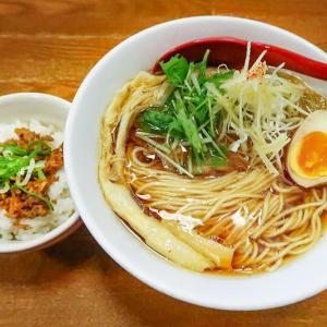 生姜ラーメン ~素朴で昔なつかしい味・十二分屋さん限定麺~