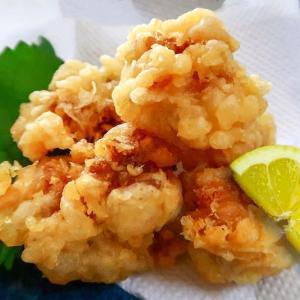 タラ白子の天ぷら ~濃厚な旨みは熱を加えたとき~