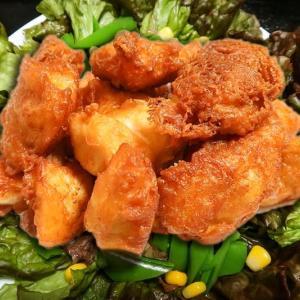 鶏から揚げ ~カラッとしっとり鶏ムネ肉から揚げ~