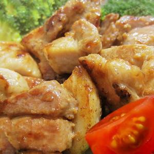 豚バラの塩麴焼き ~お出汁は鶏ガラ、味付けは塩麴まかせ~