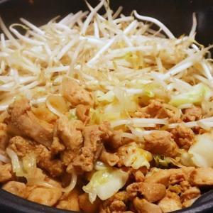 鶏ちゃん焼き ~岐阜の郷土料理は鶏肉と野菜もりもり~