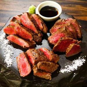 肉割烹 NIKU KAPPOU ~低温調理でステーキがローストビーフ並み~