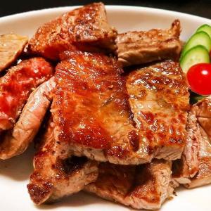 牛ステーキ焼肉 ~近江牛のひと口サイズ~