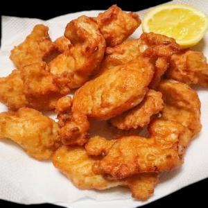 鶏むね肉のフリッター ~塩麴でふんわりジューシー~