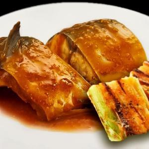 サバの味噌煮 ~コツは二種の味噌が絡む仕上げ方~