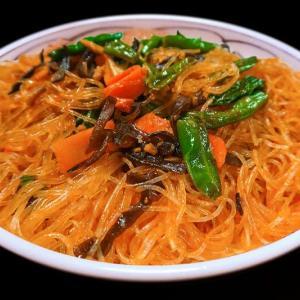 麻婆春雨 ~日本で開発されたは中華料理は永谷園から~