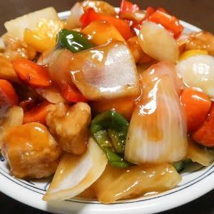 酢豚の彩り ~カラフルな色彩こそが栄養のバランス~