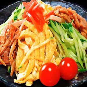 冷やし中華 ~関西では冷麺と呼んでいた~