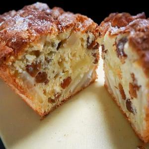 林檎ケーキ ~フレッシュ林檎のパウンドケーキ~