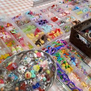 2月24日(月・祝)キャンディーバッグのワークショップで出店