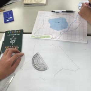 【ボーイ隊】 11月度隊集会「計測と野帳・略地図」