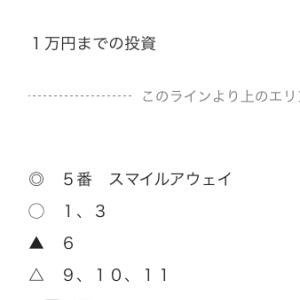 川崎8Rの予想をノート公開します。(本日最終便)