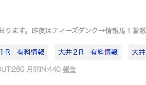 函館4R 有料情報