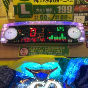P495「ギンパラ夢幻199とタロウ2を1円で実践からのP競女199を4円で初打ち。他」