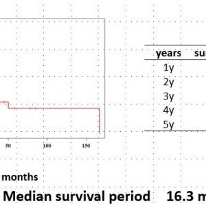 PSAが1000以上で見つかった前立腺がんの解析