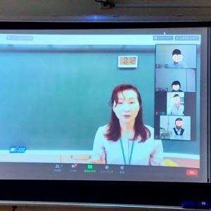 学校での安全対策。登校とオンライン学習の併用について。