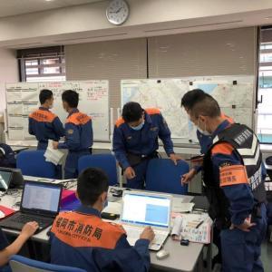 球磨川氾濫被害と福岡市からの災害支援状況について