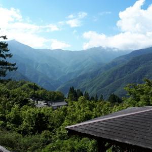 三峯神社へ ② 遠かった帰り道