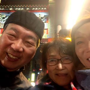 中華街で小籠包