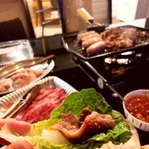 和牛で焼き肉