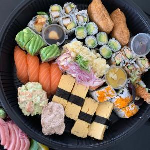 日本酒×寿司×刺身×麦酒 ♡