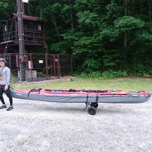 カヌーを移動を楽にするアイテム