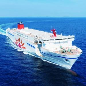 飛び出せ!本州!壮大な船の旅♪を計画中♪^^