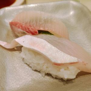 長女転職します!と皆でお寿司